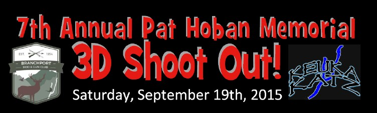 Branchport Rod & Gun Club's 3D Shootout