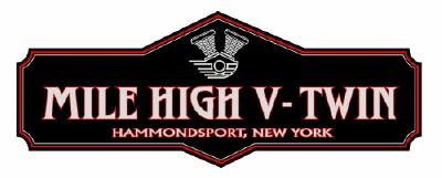 Mile High V-Twin, Hammondsport, NY